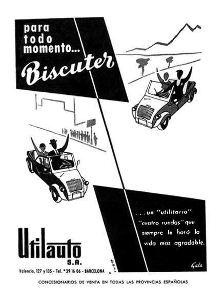 utilitario biscuter