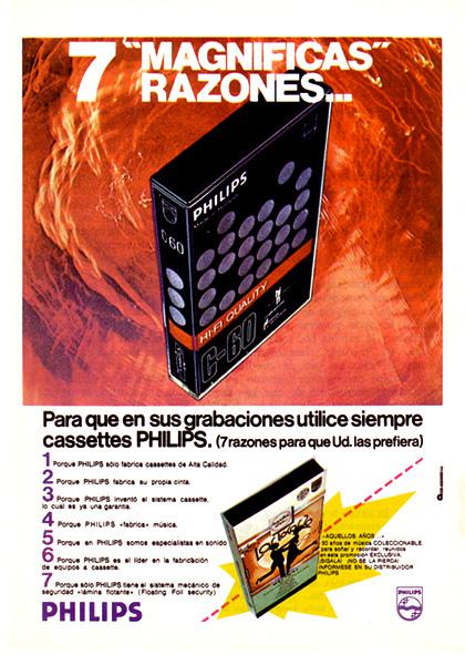cassettes philip