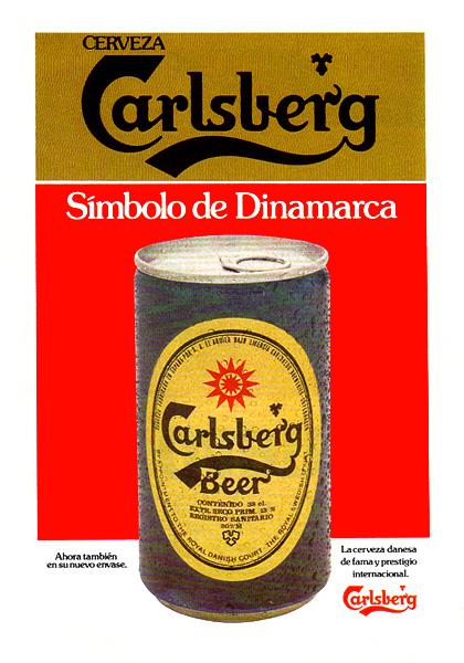 cerveza calrlsberg