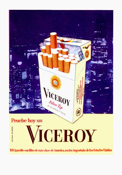 cigarrillos viceroy