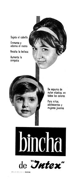 cintas para el pelo bincha