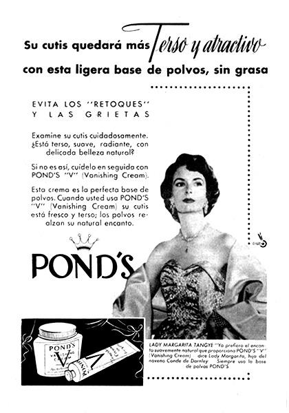 crema pond's