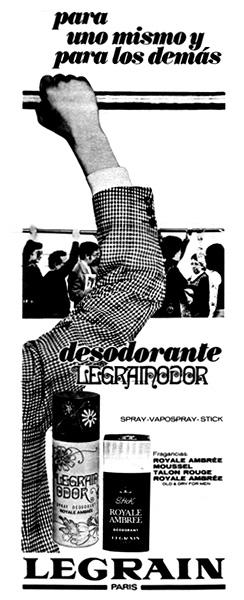 desodorante legrain