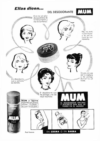 desodorante mum