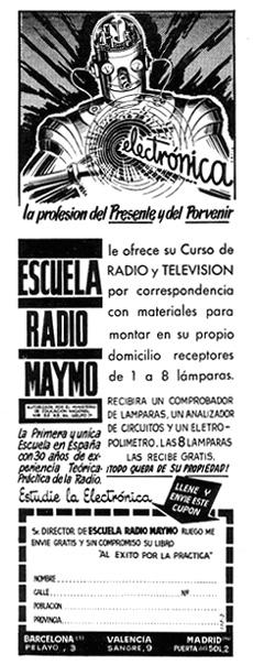 escuela radio maymo