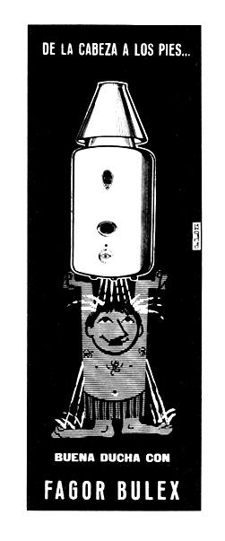 calentador fagor bulex