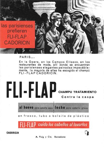 campú flip flap