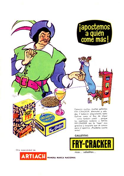 galletitas fry cracker