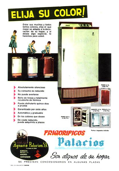 frigoríficos palacios
