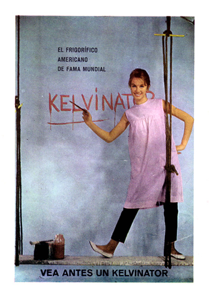 frigorificos kelvinator
