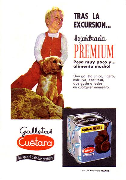 galletas cuetara