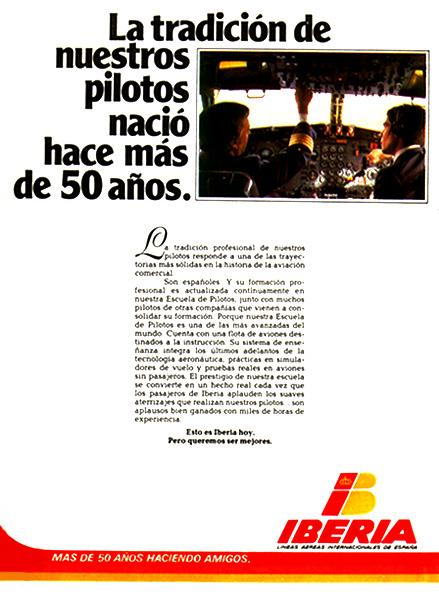 líneas aéreas iberia