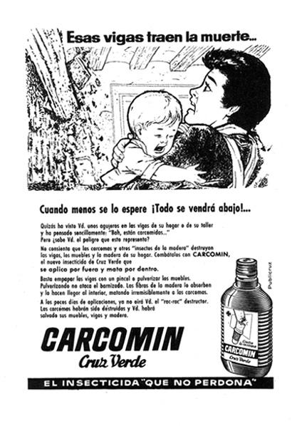 insecticida carcomin