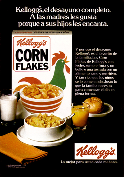 cereales kellogg's