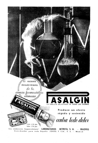 analgésico pasalgin