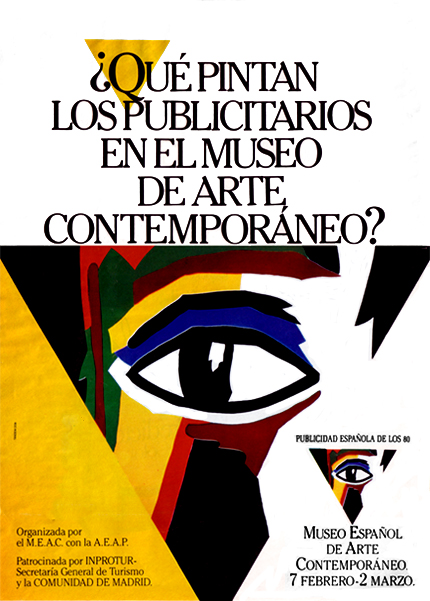 publicidad española de los 80
