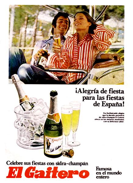 publicidad navideña... Sidra_elgaitero