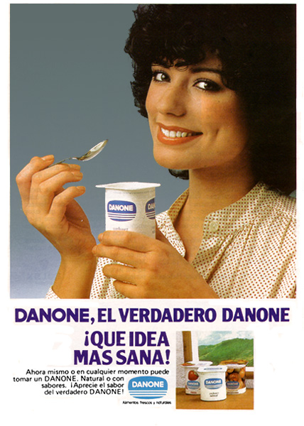 yogurt danone